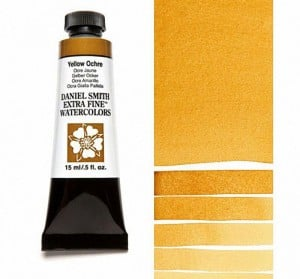 Daniel Smith akwarela Yellow Ochre