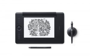 Wacom Intuao Pro Paper Medium - tablet graficzny