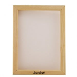 Speedball Printing Screen 110 LPI 20,4x25,4 cm - sito graficzne do sitodruku