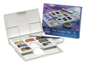 W&N Cotman COMPACT SET