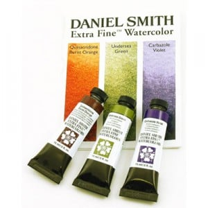 Daniel Smith Secondary Edition Set 3x15ml - zestaw farb akwarelowych