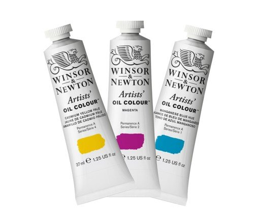 W&N Artists' Oil Colour