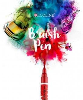 Talens Ecoline Brush Pen